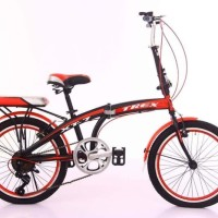 Sepeda Lipat 20 Anak & Dewasa Trex