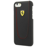 Ferrari SF Pit Stop PU Case - Samsung Galaxy Note FE - Black