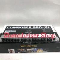 BEHRINGER COMPOSER PRO XL MDX 2600 Original Limited