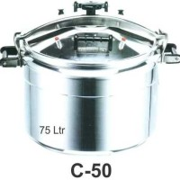 GETRA C-50 Commercial Pressure Cooker ( Panci Presto Komersial )