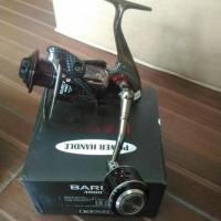 Reel Pancing Galatama Klas 3000 Power Handle Body Besi Kenzi Barly