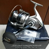 Reel Pancing Shimano Saragosa 8000Sw