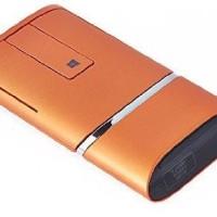 harga promo Lenovo Dual Mode Wireless Touch Mouse N700 (Orange)