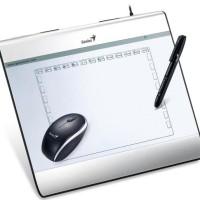 "harga grosir Genius mousepen I608 6"" x 8"" Graphics Tablet"