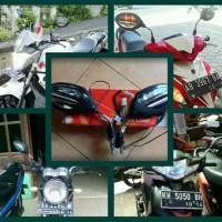 Spion Motor Honda Original Ori Led Lampu Sein Supra. Beat. Vario