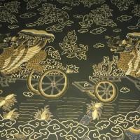 (Full Batik Tulis) Motif Kereta Kencana Garuda