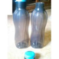 Tupperware Eco Bottle 750 ml Eco Men Black Tempat Minum Botol 750ml