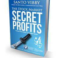 Belajar Saham - Buku Saham Terlaris Candlestick The Secret Profits