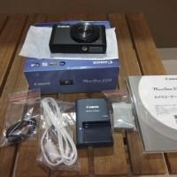 Kamera Canon Powershot S110