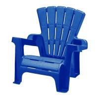 Drei Kids Chair Blue Atria