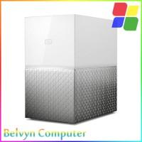 WD My Cloud Home Duo 4TB Personal Cloud Hardisk HDD Eksternal NAS RJ45