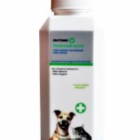 DIATOMIX (Obat Kutu Anjing, Kucing, Kelinci dll 100 % Natural Alami)
