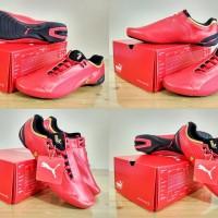 SEPATU PUMA Casual / Sneakers / Olahraga FERRARI FUTURE CAT (Red)