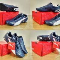 SEPATU PUMA Casual / Sneakers / Olahraga  FERRARI FUTURE CAT (Navy)