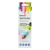 Luckdo Shutter Ball Selfie Remote for Smartphone/IOS Blue