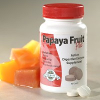 OXBOW PAPAYA FRUIT PLUS - VITAMINE SUPPLEMENT UNTUK KELINCI GUINEA PIG