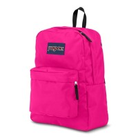 Tas jansport superbreak pink backpack original