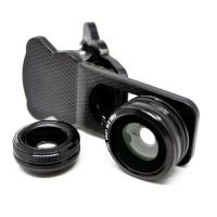 Lesung Universal Clip 3 in 1 Photo Lens - LX - U301 LUSC0FBK