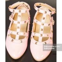 Babyzania Sepatu Anak Light Pink T2909
