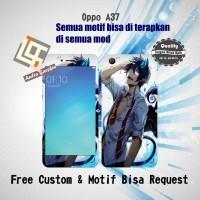 Garskin HP Oppo A37 motif Anime - motif bisa request