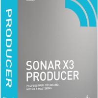 sonar x3 cakewalk producer edition