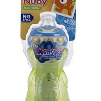 Nuby Monster Gripper Cup 330 ml / Sippy Cup