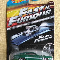 Hot Wheels Fast and Furious Ford Gran Torino