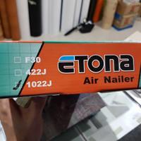 Etona Air Stapler Staples Gun 1022j 1022 j / Alat Staples Tembak Angin