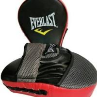 Punching Pad Everlast Sepasang - Focus Mitts Everlast Muaythai Tinju