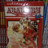 Arakure vol 10