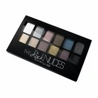 maybelline eyeshadow rock nude palette