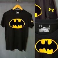 Jual kaos oblong UNDER ARMOUR alter ego BATMAN import bodyfit Murah