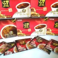 G7 Black Instant Coffee   Trung Nguyen Vietnamese Coffee   Kopi Instan