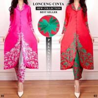 fashion wanita abaya maxi lonceng cinta new