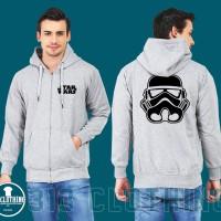 Jaket Hoodie Zipper Star Wars Stroomper - 313 Clothing