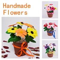 Mainan Edukasi Merangkai Bunga Artistik Murah