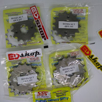 gear gir SSS DEPAN 428 / 14 - 15 CBR 150 CB150 VERZA MegaPro SONIC