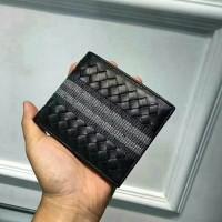 DISKON Dompet Bottega Veneta New Mode Motif Mirror Quality