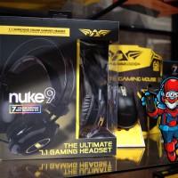 Armageddon Nuke 9 Free Gaming Bag