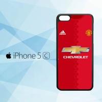 Casing iPhone 5c Manchester United 2016 X4257