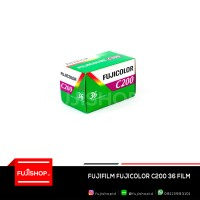 Fujifilm FujiColor C200 36 / Fuji 200 / Fuji Color 200 / Film Fresh