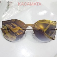 KACAMATA FASHION GUCCI 86014 JAMAN NOW FULLSET W624
