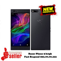 READY STOK !! Razer Phone Ram 8gb Internal 64gb COD JAKARTA NEW