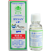 Hysan Pain Reliever Oil - Minyak Angin