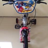 Sepeda Anak United Model DC Super Friends Paling murah & berkualitas