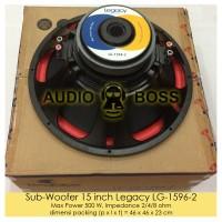 Speaker Subwoofer 15 inch 15