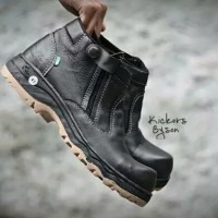 Sepatu proyek CAT boots pria safety shoes ( Caterpillar )
