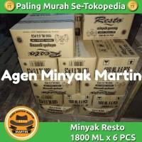 Minyak Goreng Resto 1800ML x 6pcs
