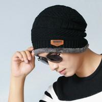 Kupluk topi beanie wool winter hat grey