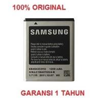 100% ORIGINAL SAMSUNG Battery EB494353VU / Galaxy Mini, Wave, dll